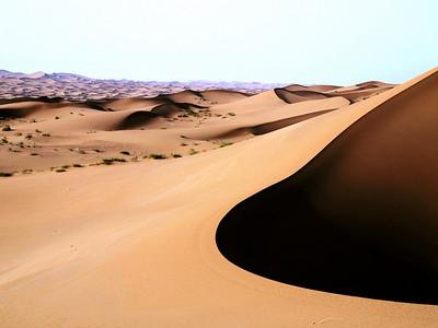 Tengger Desert, Alashan, China 腾格里沙漠 阿拉善
