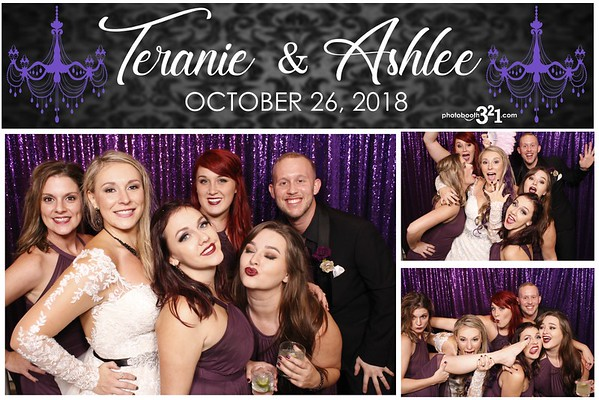 Teranie and Ashlee Wedding 2018