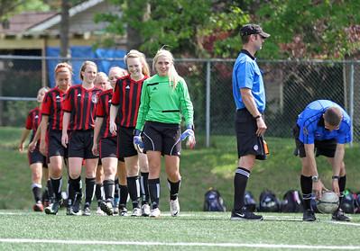 U-17 vs CKSC Kickers 19 May 2013