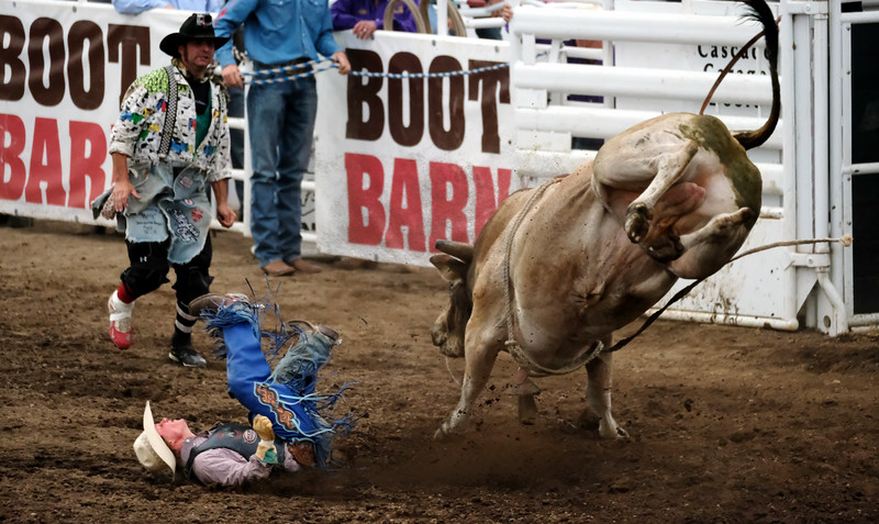 2017 Sisters, Oregon Annual Rodeo By Lori