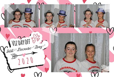 Visitation Academy - Just Because Day!
