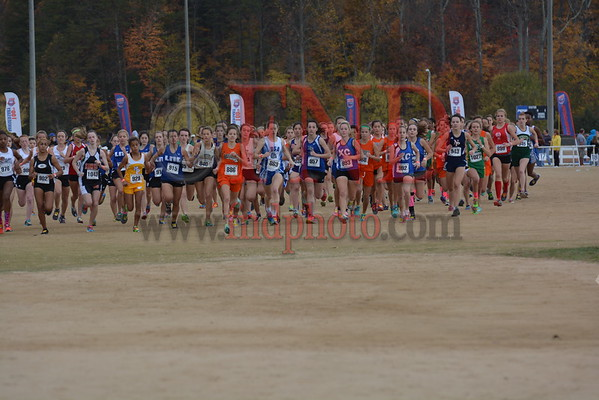 2013-2A Cross Country State Championships