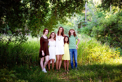Rebecca's Family Portraits