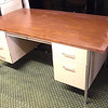 Basic Metal Desk with 6 Drawers.  70 x 36 x 29.  <b></b>