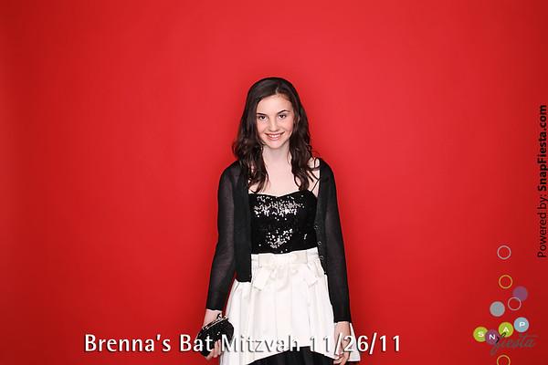Brenna's Bat Mitzvah @ Infusion Lounge 11.26.11