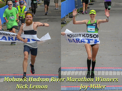 Mohawk Hudson River Marathon 2018