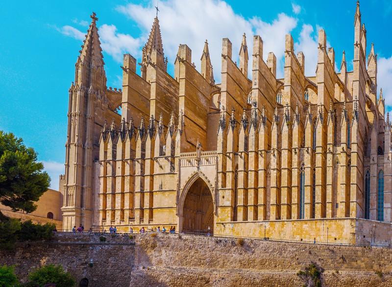 Cathederal de Mallorca