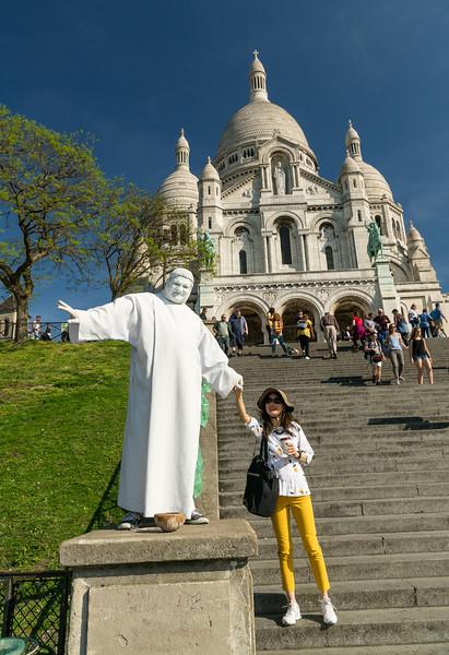 Paris, Montmartre,