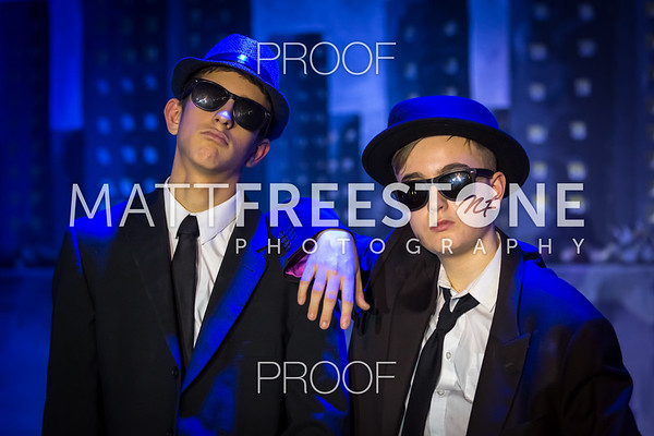 Downlands School: The Blues Brothers