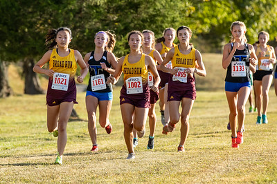 2019-09-18 Broad Run Cross Country