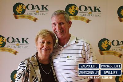 Oak Partners Summer Wines Event