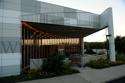 11512 Exteriors of Wright State Physicians Building, White Hall 6-14-13