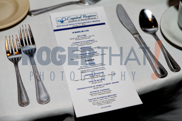 CapCOG Annual Dinner 1-21-19