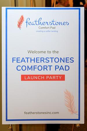 Featherstones Comfort Pad Launch  9/11/21