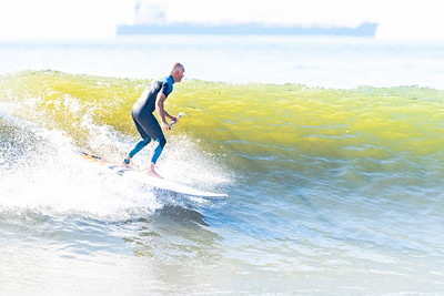 Kevin SUPing Long Beach 9-25-19