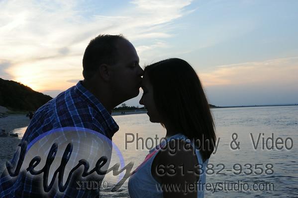 Katie & Nick - Kings Park Bluff - August 20, 2014