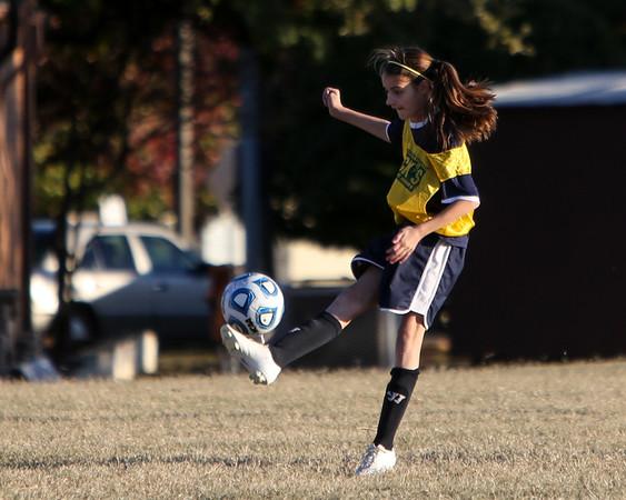 Nov 19 - Soccer Gold vs St John