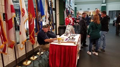 Bulls Hockey Military Appreciation Night 11/17/18