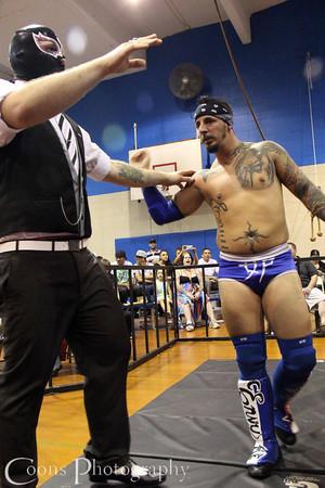 Anthony Gangone vs Chris Envy