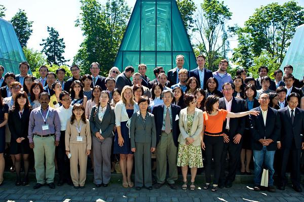 CASRIP Graduation August 3rd, 2012
