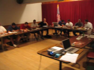 2006 - August (Elks Fantasy Football Draft)