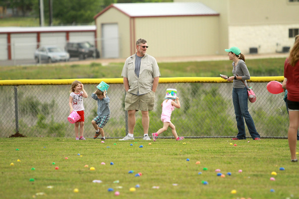 Buda Easter Egg Hunt 2017