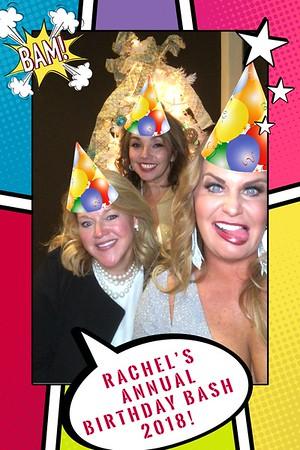 Rachel's Holiday Birthday ~ 12.21.2018