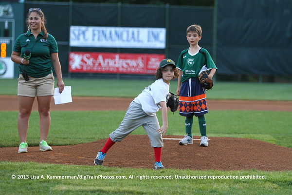 vs. Gaithersburg Giants, 5/30/15,  Pregame and Fans