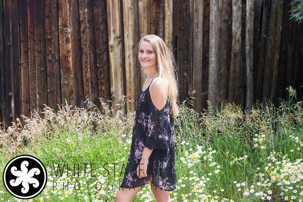 Beaver Creek Senior Photos - Cleo