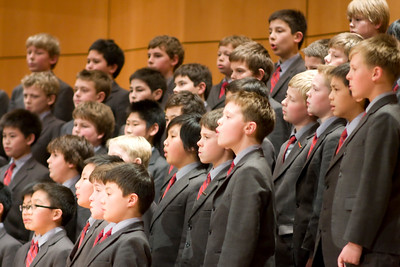 Choral Concert 13/08/2009