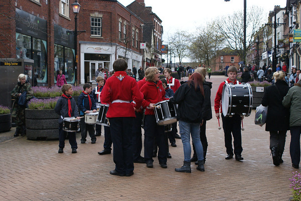 2012-04-22 St George's Day Parade