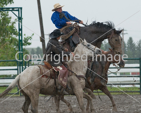 09 Pincher Creek Ranchers Rodeo