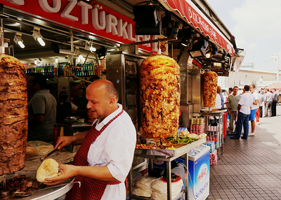 Istanbul Streetlife and Food