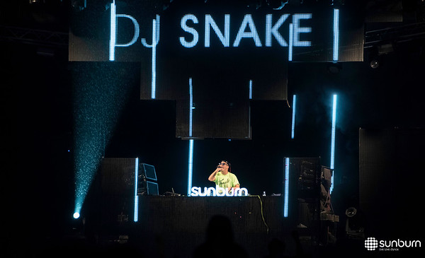 DJ Snake India Tour
