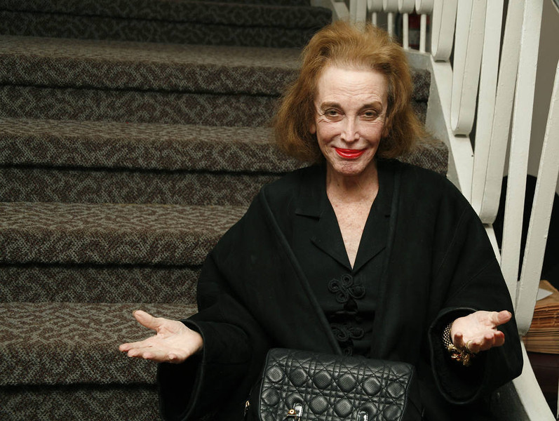 . Helen Gurley Brown. (Photo by Amy Sussman/Getty Images for the Israeli Film Festival)