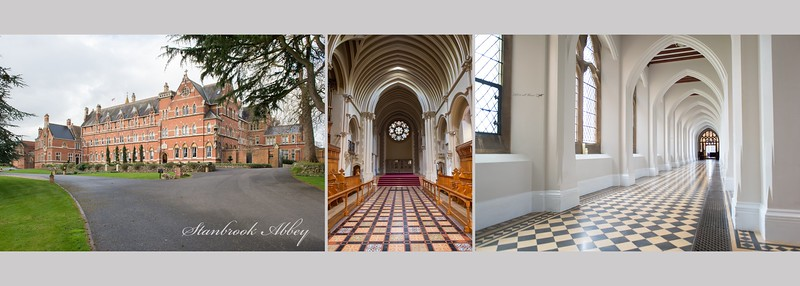 Stanbrook Abbey  Callow Hill Worcestershire