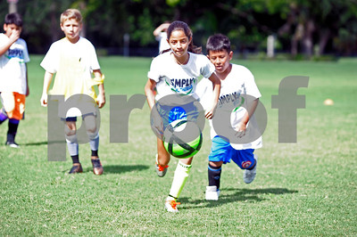 Simply Soccer 2018 Summer Camp W-1