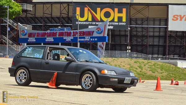 2015.06.14: Morning - SCCNH Autocross