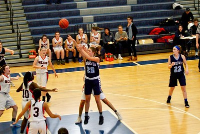 GV Basketball vs. Milton