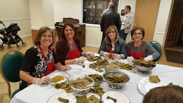 Spring Food Festival Workshops 2016