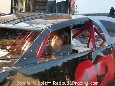 Aug 15, 2009 Redbud's Pit Shots Delaware International Speedway