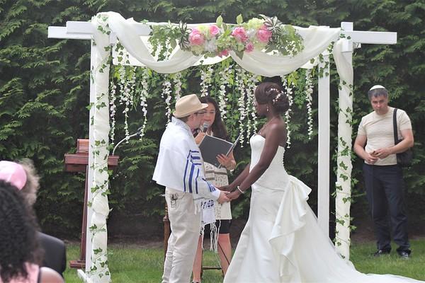 Abiola & Arthur's Wedding
