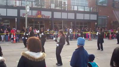 Martin Luther King Parade Videos Jan 16, 2012