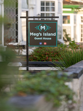 Megs Island Guest House