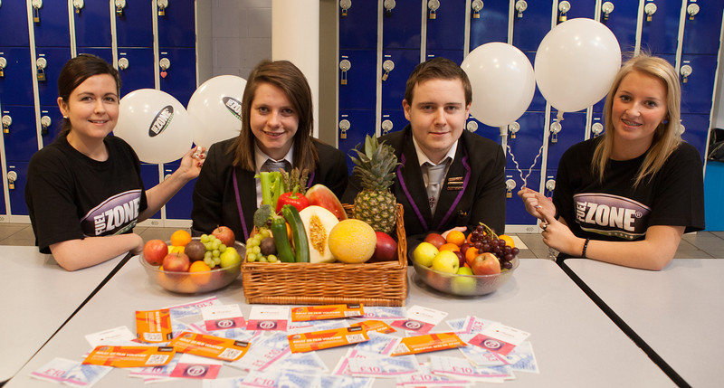 All Saints Secondary healthy eating 16.1.2013