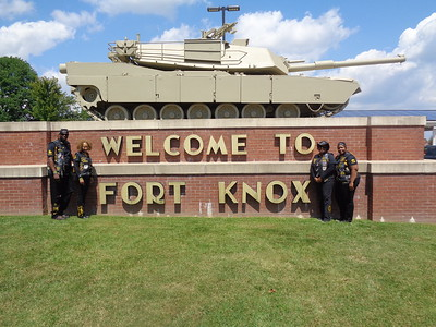 Bourbon Bash Fort Knox