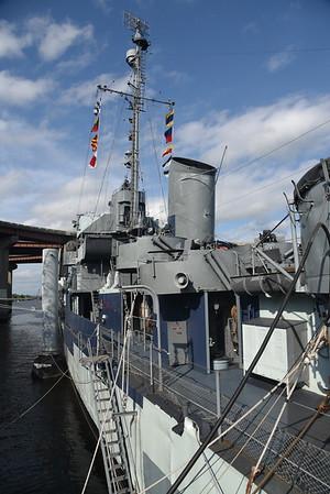 NY, Albany - USS Slater Ship, 2018