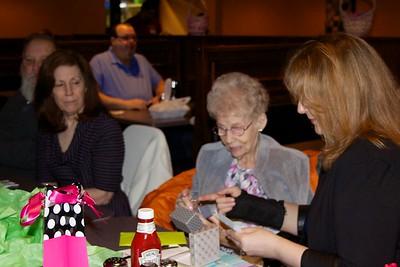 Nana's 97th Birthday at Floramo's
