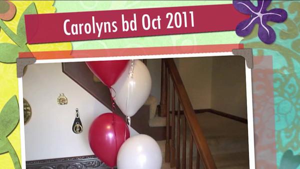 Videos--Carolyn's