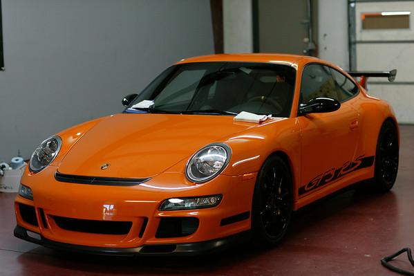 08 Porsche GT3 RS